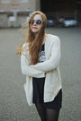 Gray-mink-pink-dress-camel-sunglasses-quay-eyewear-sunglasses