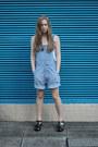 Ivory-singlet-peter-alexander-shirt-light-blue-thrifted-vintage-romper