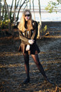 Black-sunglasses-zerouv-sunglasses-black-sheinside-jumper-black-oasap-skirt