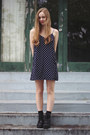 Black-wholesale7-boots-navy-lulus-dress