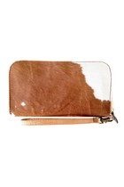 Miranda Wallet - Calf Hair M4