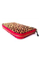 Miranda - Animal Print & Red