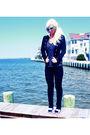 Vivienne-westwood-shoes-saks-jeans-forever-21-blazer-forever-21-t-shirt-