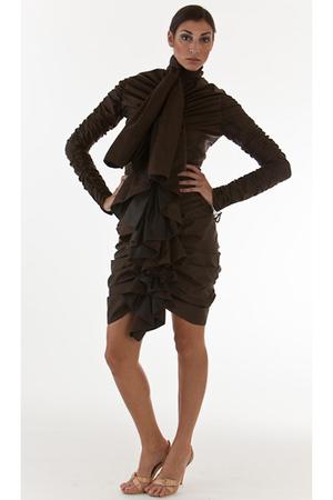 FH por Fause Haten dress