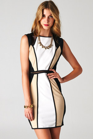 PUBLIK bracelet - PUBLIK dress - PUBLIK necklace
