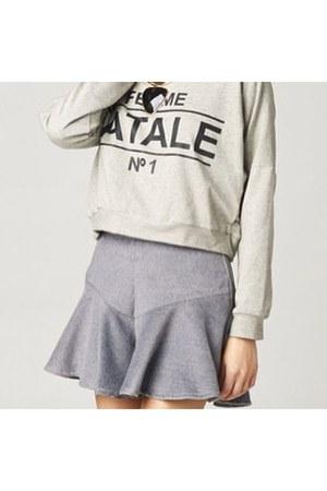 PUBLIK sweater - PUBLIK shorts