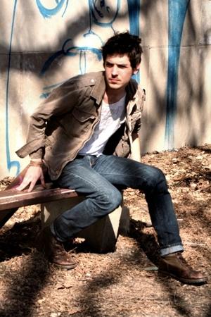 Guess jacket - Levis jeans - Guess shirt - Aldo boots