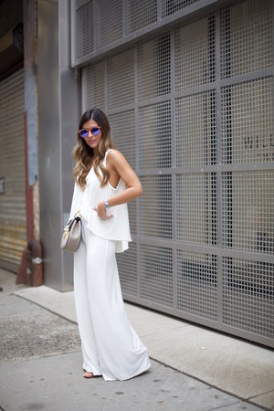 cape jumpsuit Nasty Gal jumper