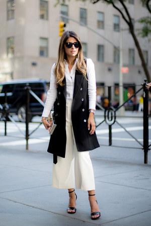 white culottes white house market pants