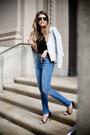 Blue-high-waist-asos-jeans-light-blue-striped-express-jacket