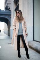 camel camel Missguided coat