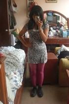 Pink Legs xD