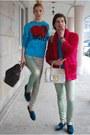 Periwinkle-spakle-jeans-h-m-jeans-sky-blue-diesel-sweater