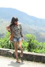 Vélez-bag-americanino-shorts-kiyomi-blouse