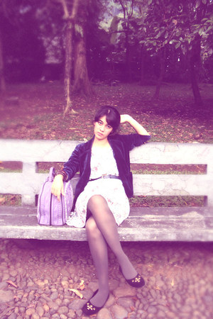 light purple traditional bag Hometown bag