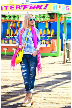 Zara jeans - 31 Phillip Lim bag