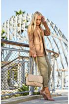 Zara pants - Christian Louboutin pumps