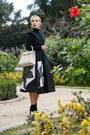 Black-prada-dress