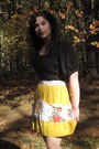Gold-this-shop-rocks-apron-black-urban-outfitters-dress-brown-andre-boots