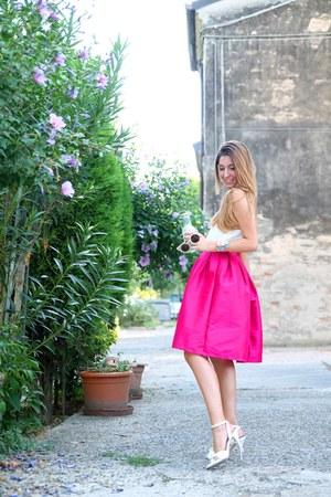 OASAP skirt - Flavio Castellani heels