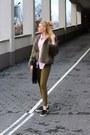 Black-vans-shoes-beige-h-m-coat-light-pink-ralph-lauren-shirt