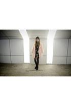 light pink pink asos coat