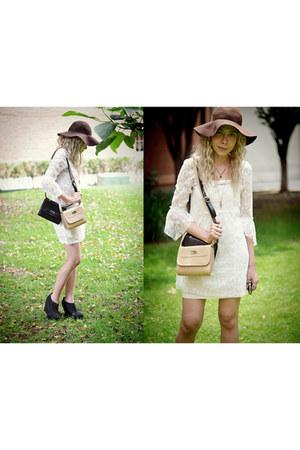 black Canela Days bag - beige Canela Days bag - white Ebay dress