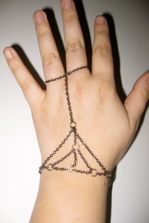 Shelley Buche bracelet