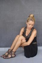 Mango dress - Zara shoes - Acosta belt