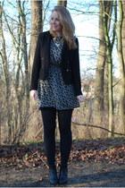 fiftysix blazer - Atmosphere dress - Madden Girl heels