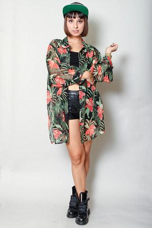 kimono penelopes vintage blouse