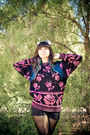 Vintage-sweater-american-apparel-accessories