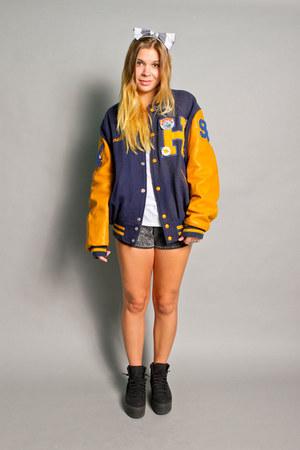 letterman penelopes vintage jacket