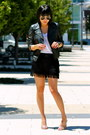 Guess-shoes-leather-club-monaco-jacket-fringe-shorts-club-monaco-shorts