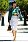 Nude-chloe-shoes-louis-vuitton-bag-white-zara-skirt-crop-topshop-top