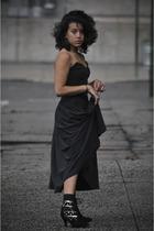 Betsey Johnson dress - vintage shoes