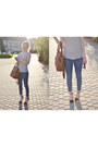Zara-jeans-dark-brown-aldo-bag-zara-heels-h-m-top
