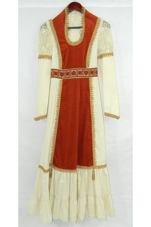 vintage dress Gunne Sax dress