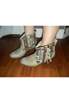 ankle boots big buddha boots