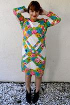 vintage Mr Dino dress