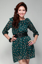polka dot dress PinkReebonzcom dress