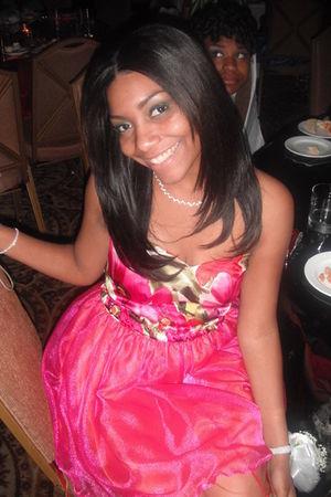 pink KrazyJs dress