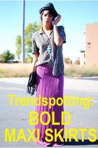 Trendspotting: Bold Maxi Skirts
