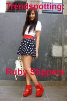 Trendspotting: Ruby Slippers