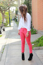 Pink-bag-platanitos-shoes-tommy-hilfiger-shirt-elektra-spankk-sunglasses