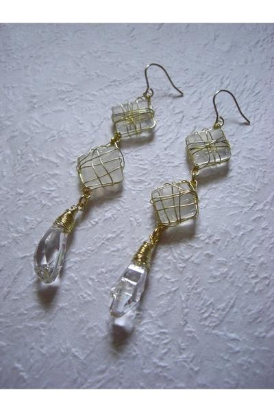 Pink Elephant earrings - Pink Elephant earrings