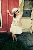flapper Lush dress - Target hat