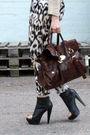 White-topshop-pants-black-tony-bianco-shoes-brown-mulberry-purse-beige-h-m