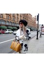 White-primark-coat-bronze-parfois-bag