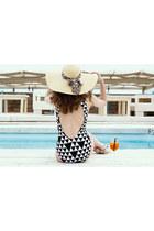 Figleaves swimwear - meli melo hat